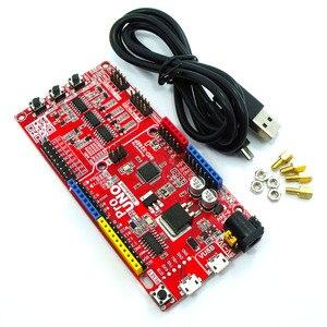 Image 2 - Massduino UNO Pro R3 arduino uno r3 uyumlu DAQ 16bit ADC 16bit DAC dahili 4.096V referans kaynağı V usb mikro USB kablosu