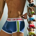 New For Male Men Soft Cotton Underwear Boxer Shorts Trunks Modal Underpants