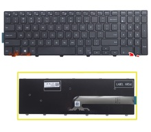 SSEA New laptop US Keyboard For Dell Inspiron 17 5000 Series 17-5748 17-5749 17-5759 5748 5749 5759(China)
