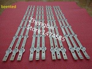 """Image 1 - 12 PCS LED backlight tira 55 """"V14 Fino DRT R1 L1 R2 L2 para LG 55LB690V 55LB720V LC550DUH (PG) (F1) 6916L 1629A 1630A 1741A 1743A"""