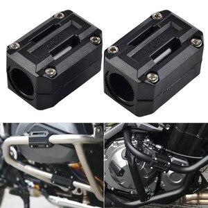 Image 1 - Motorcycle Engine Guard protector engine Bumper Guard Blocks for Yamaha TDM 900 MT 09 XSR900 FJ09 FZ09 FJR1300 XT660Z XT660X FZ8