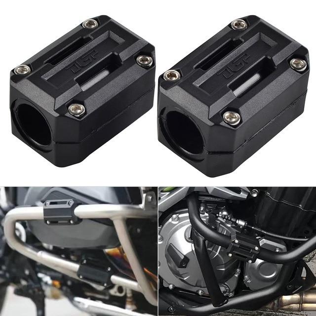Motorcycle Engine Guard protector engine Bumper Guard Blocks for Yamaha TDM 900 MT 09 XSR900 FJ09 FZ09 FJR1300 XT660Z XT660X FZ8