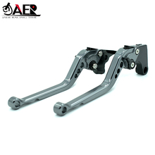 JEAR Long CNC Motorcycle Brakes Clutch Levers For Kawasaki GTR1400 CONCOURS ZX14R ZX1400 ZZR1400 2007 2017 2016 2015 2014 2013