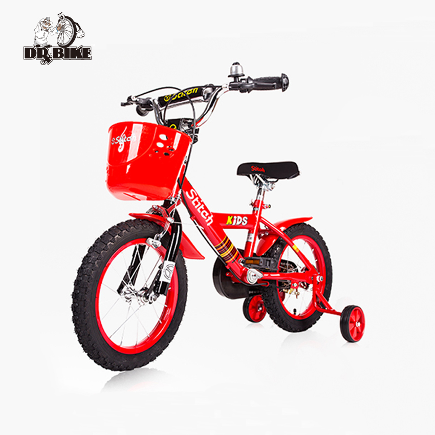 """Drbike 12"""" Stitch Kids Bike for Boys and Girls -in Bicycle"""
