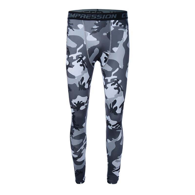 3D Printing Camouflage Pants Leggings