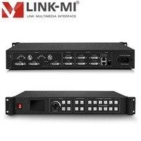 LINK MI LM VC86 Processador de interface de Entrada de Imagem Multi Splicing 1 DVI  1 HDMI  VGA 2  saída BNC 2 4 DVI  DVI 1 loop  1 DVI monit Acessórios p/ projetor     -