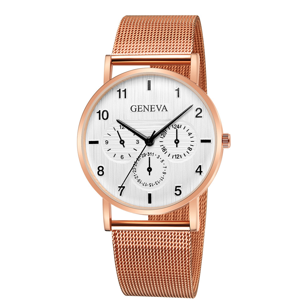 Watches Women Stainless Steel Bracelet Analog Quartz Watch 2018 Luxury Brand Casual Wristwatches Montre femme Dropshipping