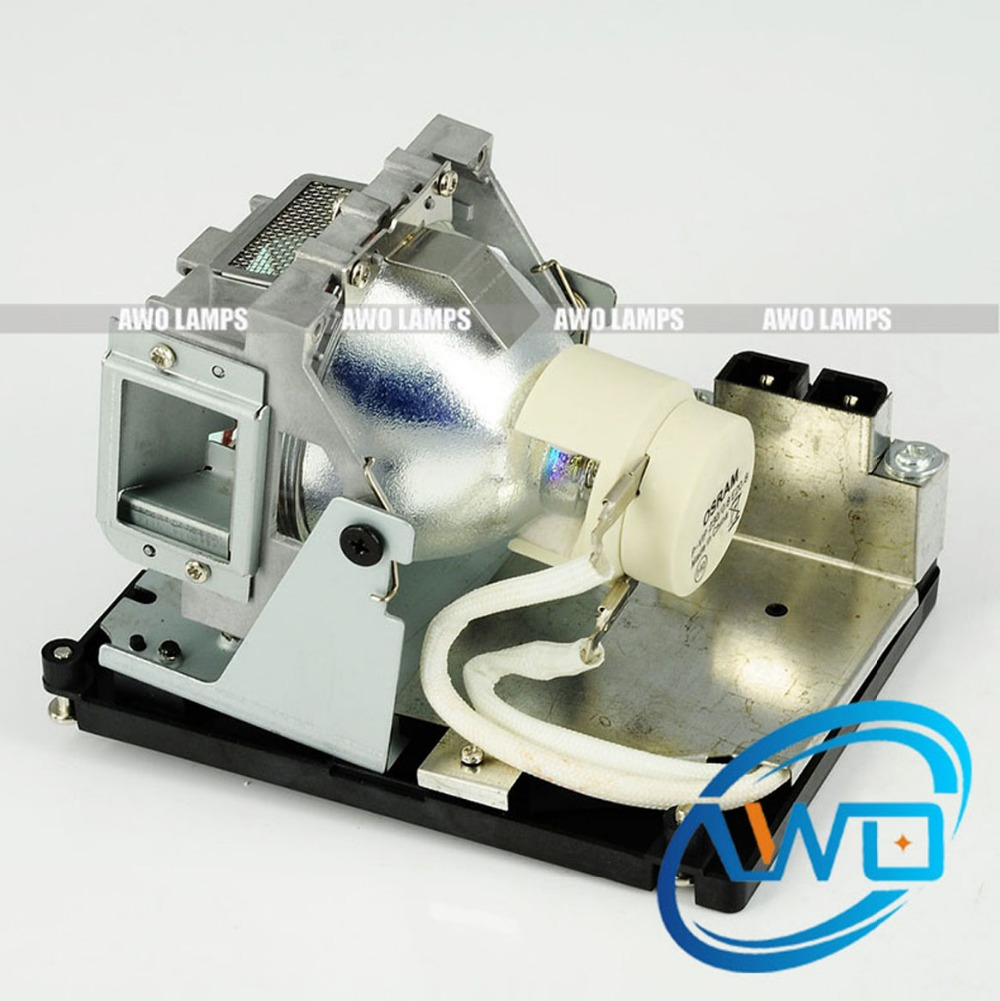 AWO 5811116206-s Projector Lamp Original Bare P-VIP230W Inside with Housing for VIVITEK H1080/FD-H1081 H1082 H1084/FD H1085 H108 5811100686 s replacement projector lamp with housing for vivitek d940dx d940vx d945vx d941vx
