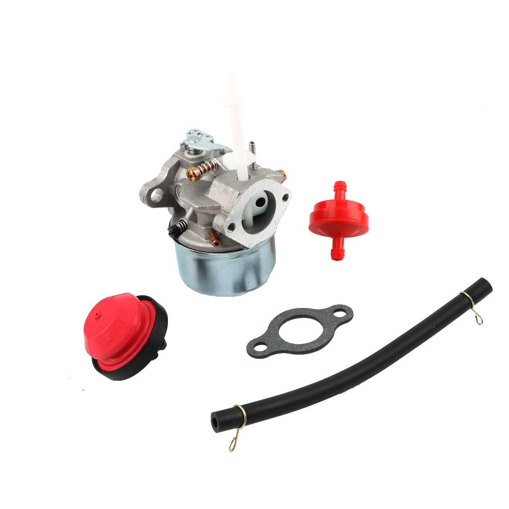 US $41 58 |631954 Carburetor for Tecumseh 632371 632371A H70 & HSK70 7hp  ARIENS TORO SNOWKING Snow Thrower Blowers Tillers Go Karts -in Carburetor