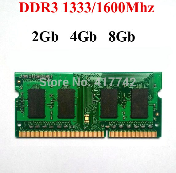 sodimm memoria ram ddr3 ram 8gb 2Gb 4Gb RAM DDR3 1600 1333 / 1600Mhz 1333Mhz / 2G 4G 8G lifetime warranty good quality