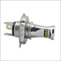 1pcs H4 80W 1200LM CSP Super Brighter LED Daytime Running Light Car Fog Lamps White Light