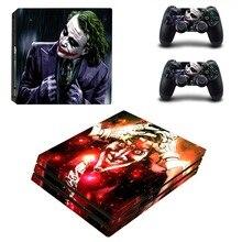 DC Joker and Batman PS4 Pro Skin Sticker Vinyl Decal Sticker