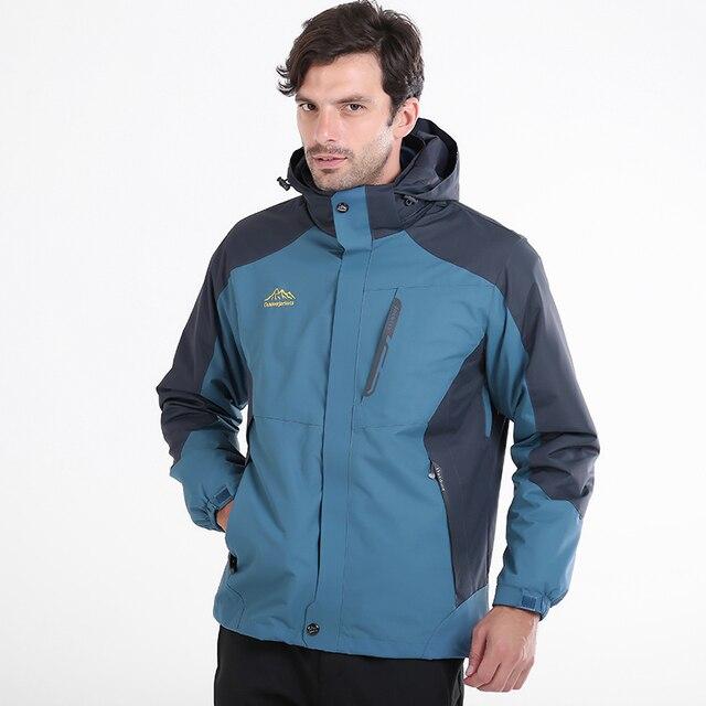 Manteau hiver 3 en 1 homme