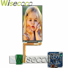 цена на 6 inch 2560*1440 2K IPS LCD Module Screen with HDMI to MIPI Driver Board for VR DIY Projector 3D Printer