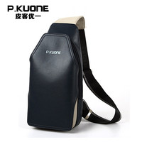 P KUONE 2016 New Fashion Famous Brands Chest Pack High Quality Luxury Handbags Designer Messenger Bags
