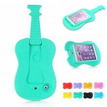 Guitar Design Case for ipad mini case mini4 mini3 mini2 7.9inch Stand Cover Protector Skin Kids Safe EVA Foam Tablet