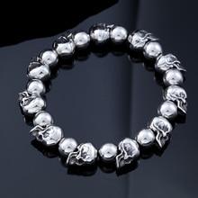 Phantom Skull Bracelet