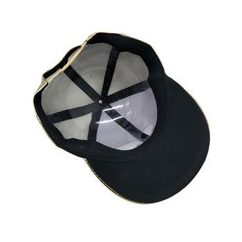 Eye Faux Leather Hip Hop Snap Back Hats 1