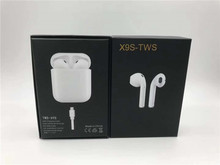 TWS I9S X9S Bluetooth Earphones Wireless headset for Iphonebluetooth for all smart phone