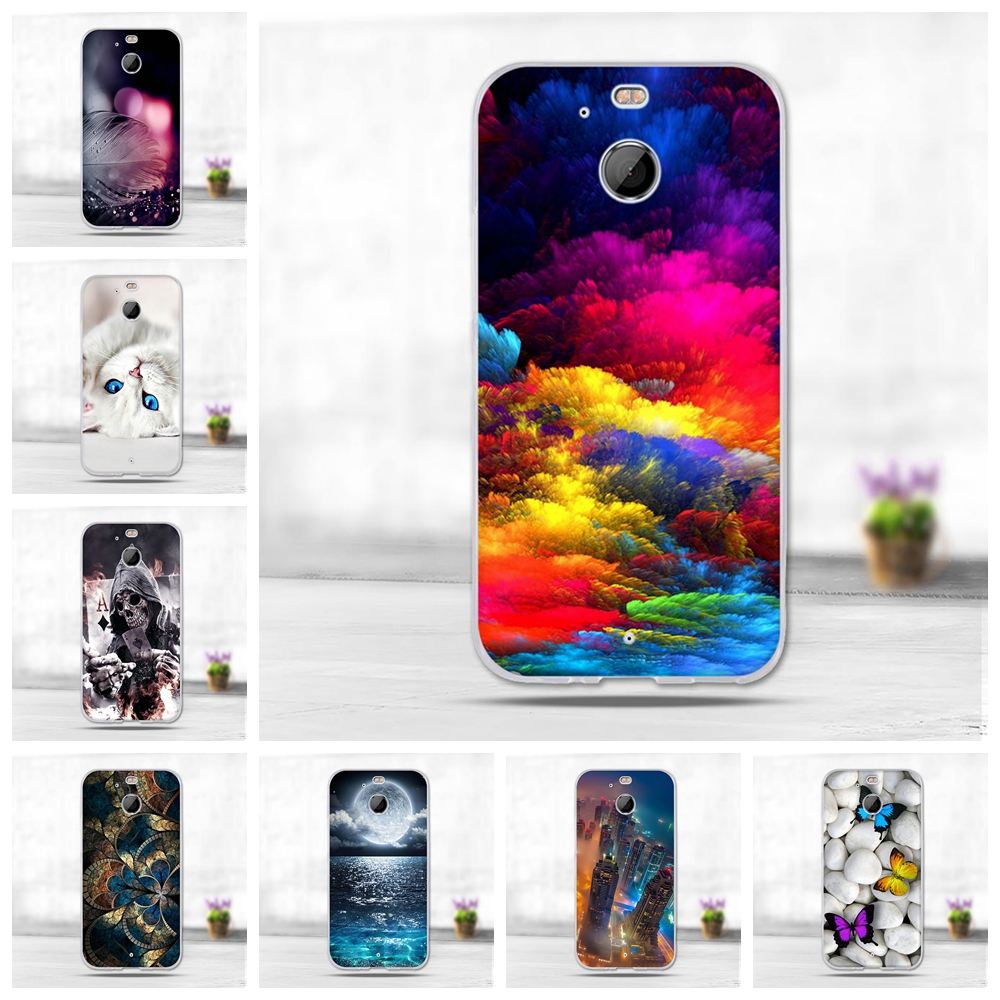 3D Cute Animal Shell For HTC 10 evo Bolt Case 3D Painting Back Cover Soft Silicone TPU For HTC 10 evo Bolt Phone Cases