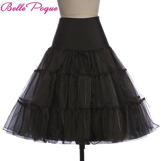 751def19a4d942 ladies Skirt Silps swing Rockabilly Petticoat Underskirt Crinoline fluffy  pettiskirt for Wedding Bridal Retro Vintage Women Gown