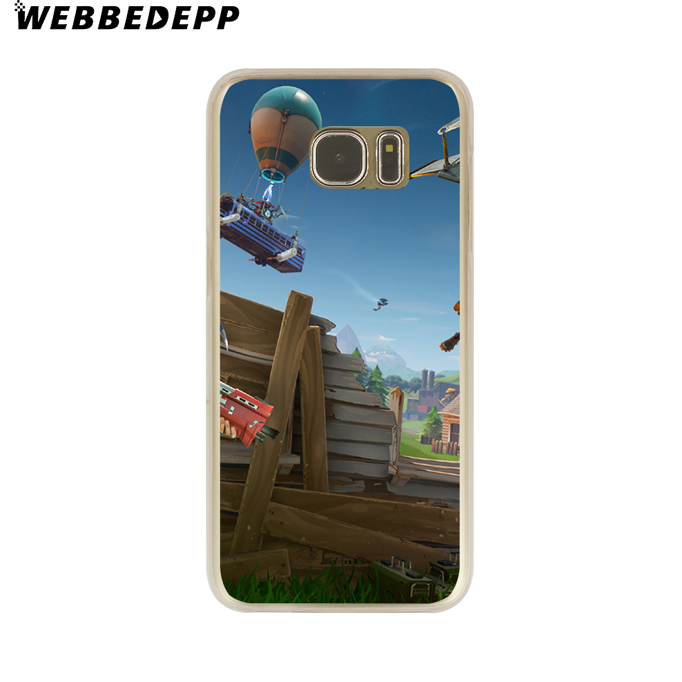 samsung s7 edge case fortnite
