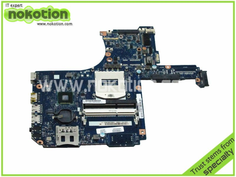 NOKOTION H000055980 laptop motherboard for toshiba satellite S55 S55T notebook pc system board/main board Intel ddr3 nokotion genuine h000064160 main board for toshiba satellite nb15 nb15t laptop motherboard n2810 cpu ddr3
