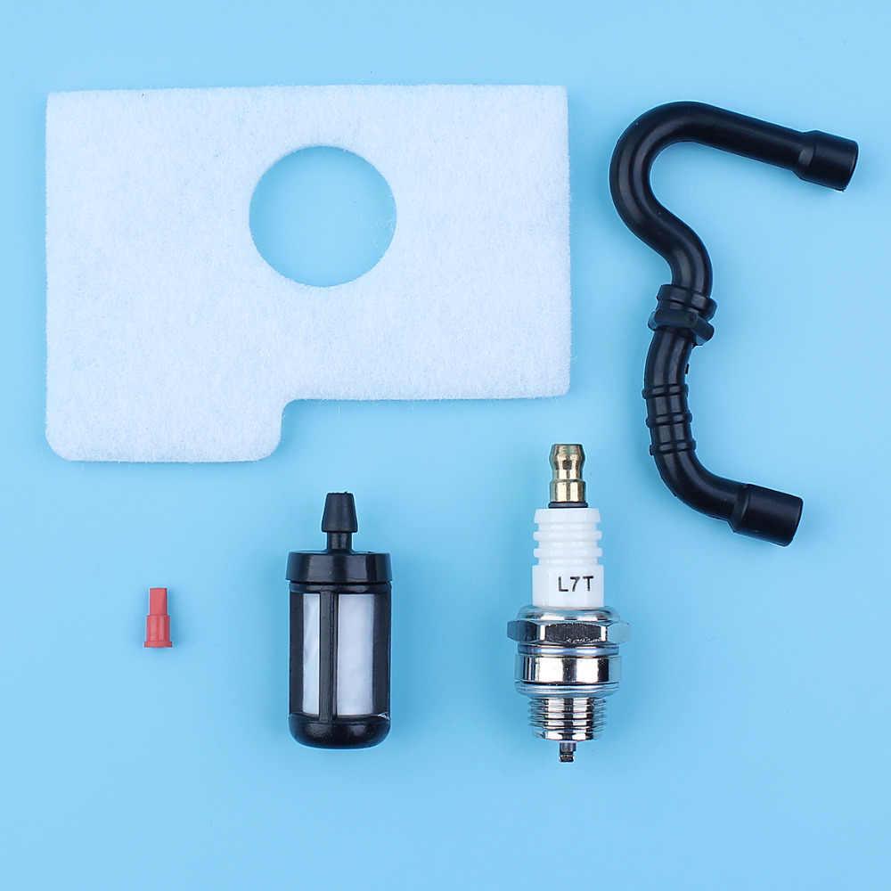6pcs Luftfilter Kettensäge Ersatzteile für Stihl 017 MS170 018 MS180