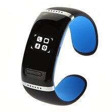 สมาร์ทสายรัดข้อมือOLEDบลูทูธสร้อยข้อมือนาฬิกาข้อมือกีฬาสมาร์ทสุขภาพออกกำลังกายวงPedometer R Elojes Vs Miวง2 1วินาทีพอดีบิต