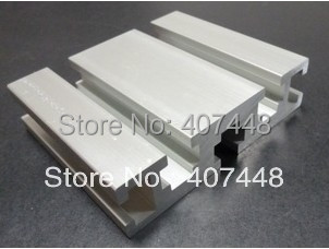 1pcs Length=L700mm  2080G Extrusion Aluminum Profile 20mmx80mm Aluminum Profiles For XZY Table