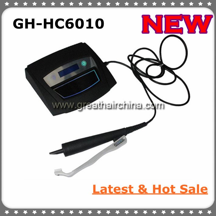 Latest Digital Ultrasonic Hair Extension Machine Connector Gh Hc988