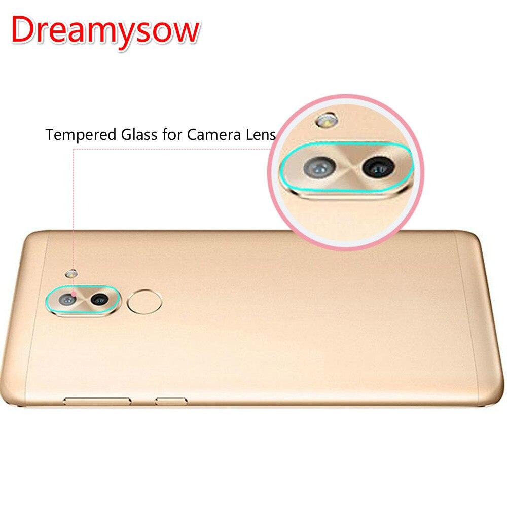 9H Back Rear Camera lens screen protective cover tempered glass protector For Huawei G9 G8 G7 Plus Honor Nova 2i 6X 8 9 V10 P10