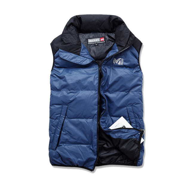 New Men's Casual Loose Slim Winter Warm Down Vest,Brand WaistCoat For Men Winter,7 Colors,ML91,Free Shipping