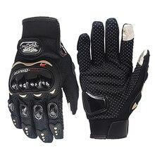 Generación II Pro-motorista guantes de Moto Completo Dedo Guantes de Motocross Motobiker Antideslizante Racing Riding guantes de Pantalla Táctil