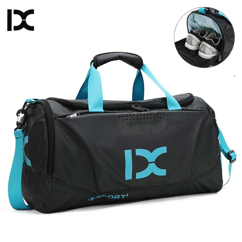 Wet-Bags Basketball-Xa55a Fitness-Gym-Bag Sporttas Training Large Women for Luggage Dry