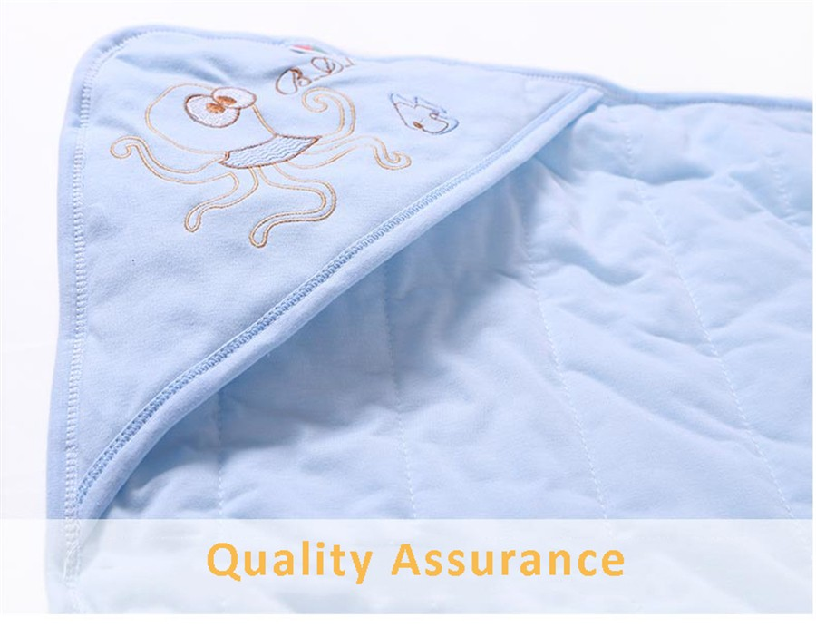 Baby Wrapped Blanket Warm Care (8)