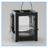 The DIY suite of CNC laser engraving M2 high precision metal 3D printer large size 3D printing study