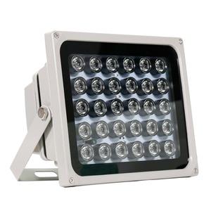 Image 2 - AZISHN CCTV נוריות 30 IR אינפרא אדום הפנס ראיית לילה 850nm IP65 מתכת חיצוני CCTV למלא אור עבור טלוויזיה במעגל סגור מעקבים מצלמה
