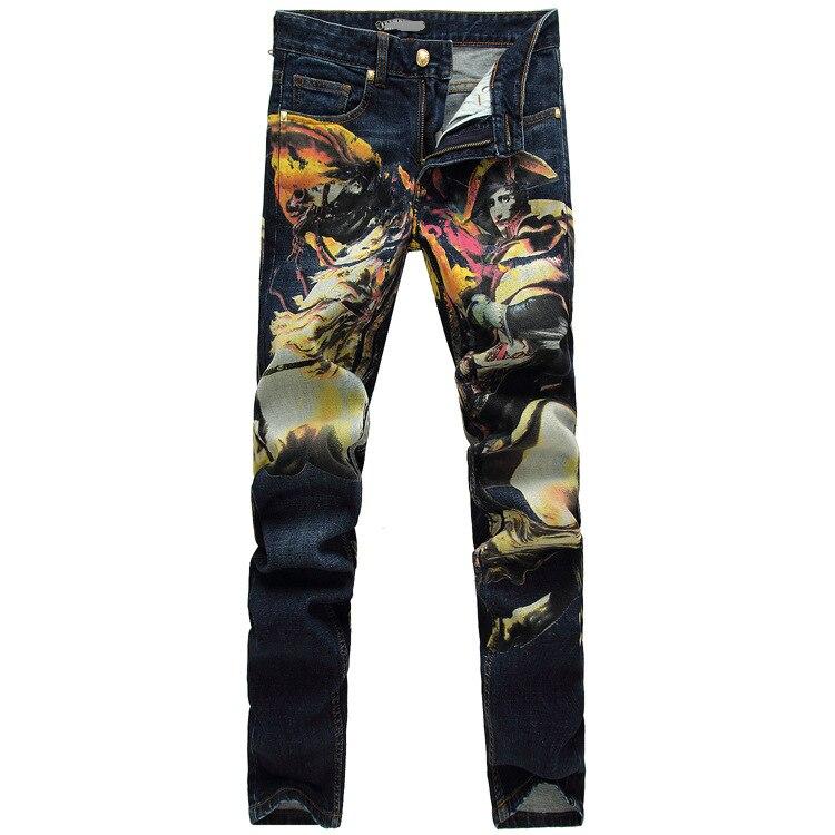 Mens Fancy Jeans - Xtellar Jeans