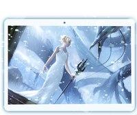 10.1 polegada Android 7.0 Tablet Pc Núcleo octa 4 GB RAM 32 GB 64 GB Construído em 3G Telefonema Tablette Dual Cartão SIM Tablets PC FM WI-FI