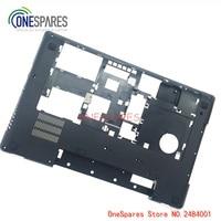 Новый ноутбук дно для Lenovo IdeaPad Y580 Y585 Y580N серии без ТВ Turner отверстие 15.6 LA 8002P AP0N0000510 shell чехол