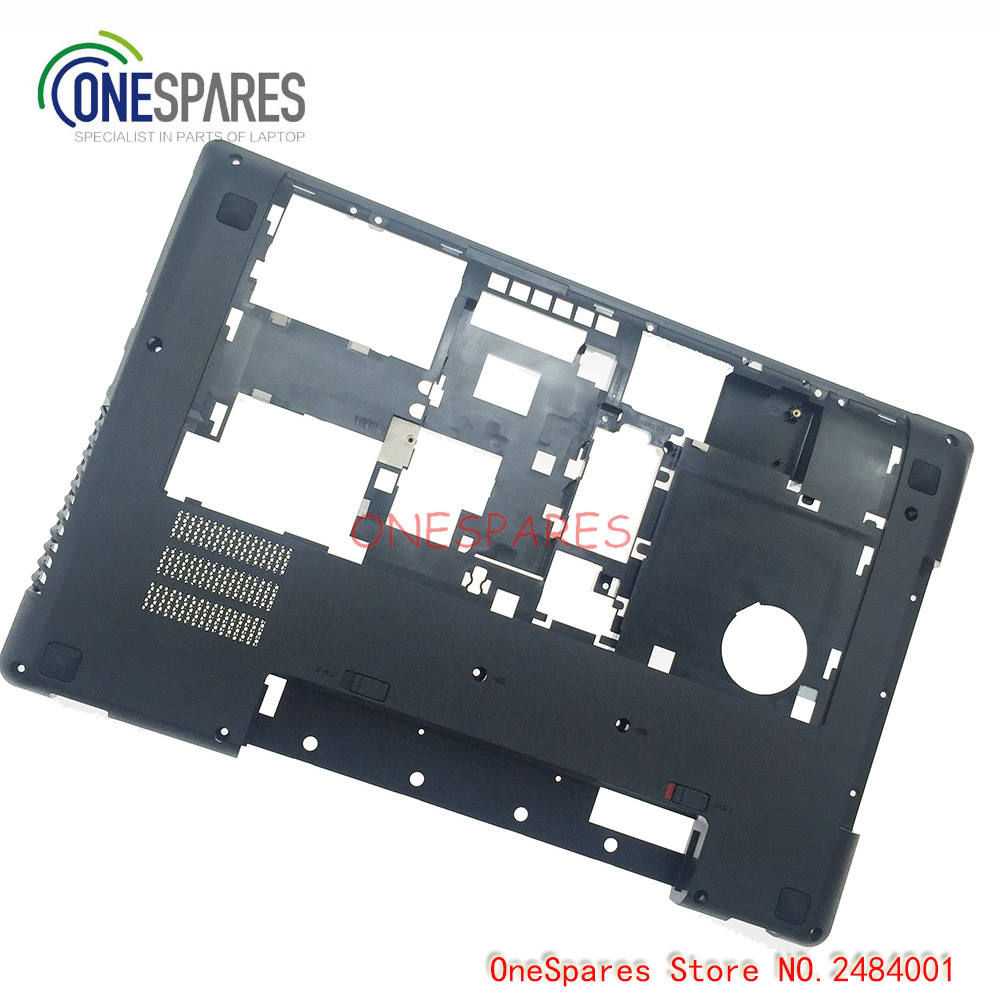 NEW Laptop Bottom For Lenovo Ideapad Y580 Y585 Y580N Series No Without TV Turner Hole 15.6