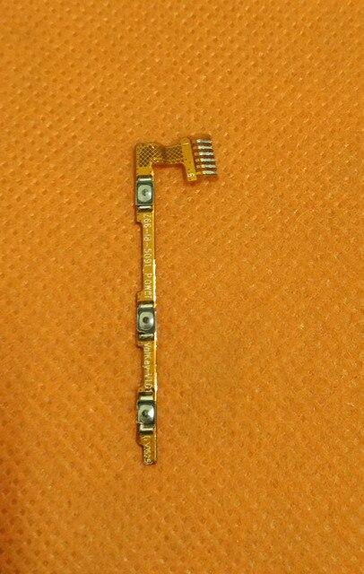 """オリジナルオフボタン音量キーフレックスケーブルfpc用cubot x17 MTK6735クアッドコア5.0 """"fhd 1920*1080送料無料"""