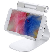 Sizzling Moveable Desktop Bracket Excessive High quality Aluminium Alloy Pill PC Stand Holder Adjustable Cellular Telephone Mount For Ipad Dec19