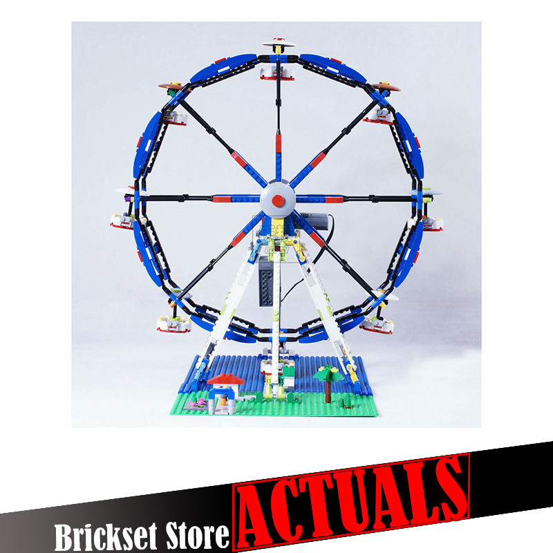 Здесь продается  LEPIN 15033 Classic Ferris Wheel Street Creator Building Blocks Bricks Toys Enlighten For Children Compatible with legoINGly  Игрушки и Хобби