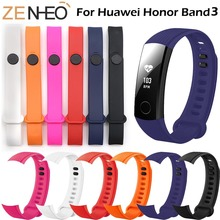 Sports Wrist Band Strap Bracelet for Huawei Honor Band 3 Smart Fitness Tracker Wristband for Huawei Honor Band 3 Watch Bands youkex 2017 new strap for huawei honor band 3 replacemnt fashion sport silicone band 6 colors for huawei honor3 smart wristband
