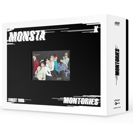 MONSTA X - MONTORIES  Release Date 2017.05.18 jay park 3rd album everything you wanted release date 2016 10 25