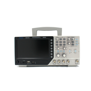Image 3 - Цифровой мультиметр Hantek DSO4102C, Осциллограф USB 100 МГц, 2 канала, ЖК дисплей, осциллограф, генератор сигналов