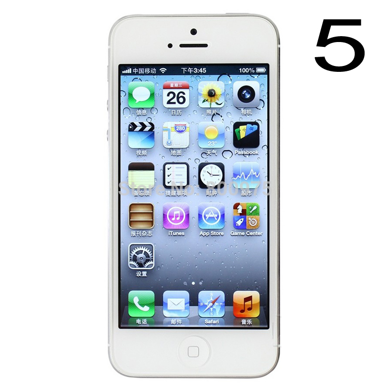 iphone 5 16gb unlocked original apple iphone 5 mobile phone 16gb 32gb 64gb 14463