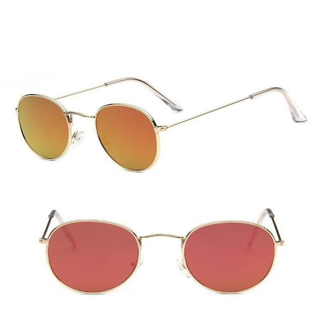 Luxury Round Design Sunglasses for Men and Women